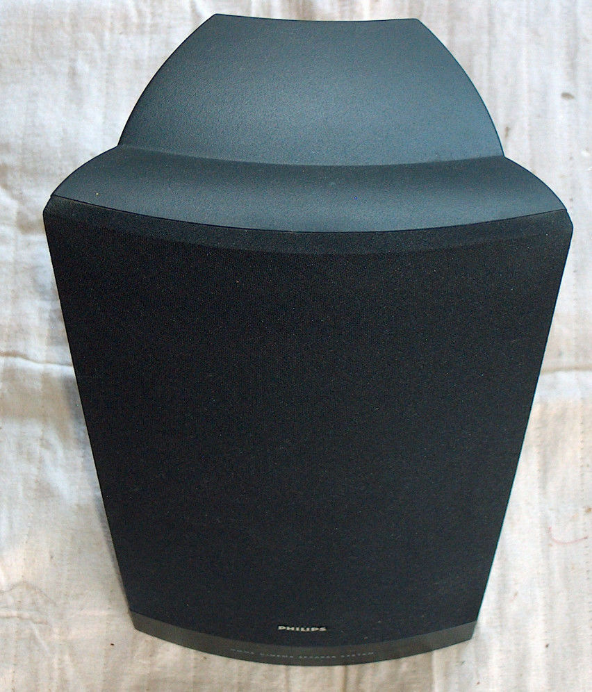 Philips 100W, 200W Max Replacement Speaker For FR 975 17 RC FB 201V 17 Subwoofer