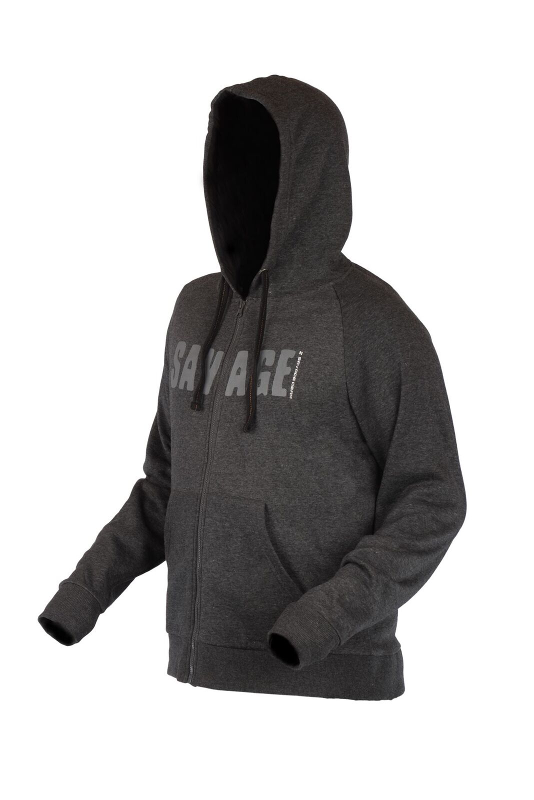 Savage Gear Simply Savage Zip Hoodie (GREAT PRODUCT )