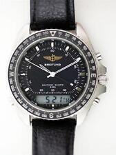 Classic Breitling Navitimer Quartz 3100 Digital/Analog Ref. 80 191 Watch