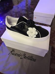 Leather Leather Trainers Ledies Trainers Trainers Ledies Ledies Leather x7IKpqEfqw