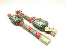 Thk Shs35c1sse520le 520mm Oal Linear Rail Amp Bearing Block Set Un3j3
