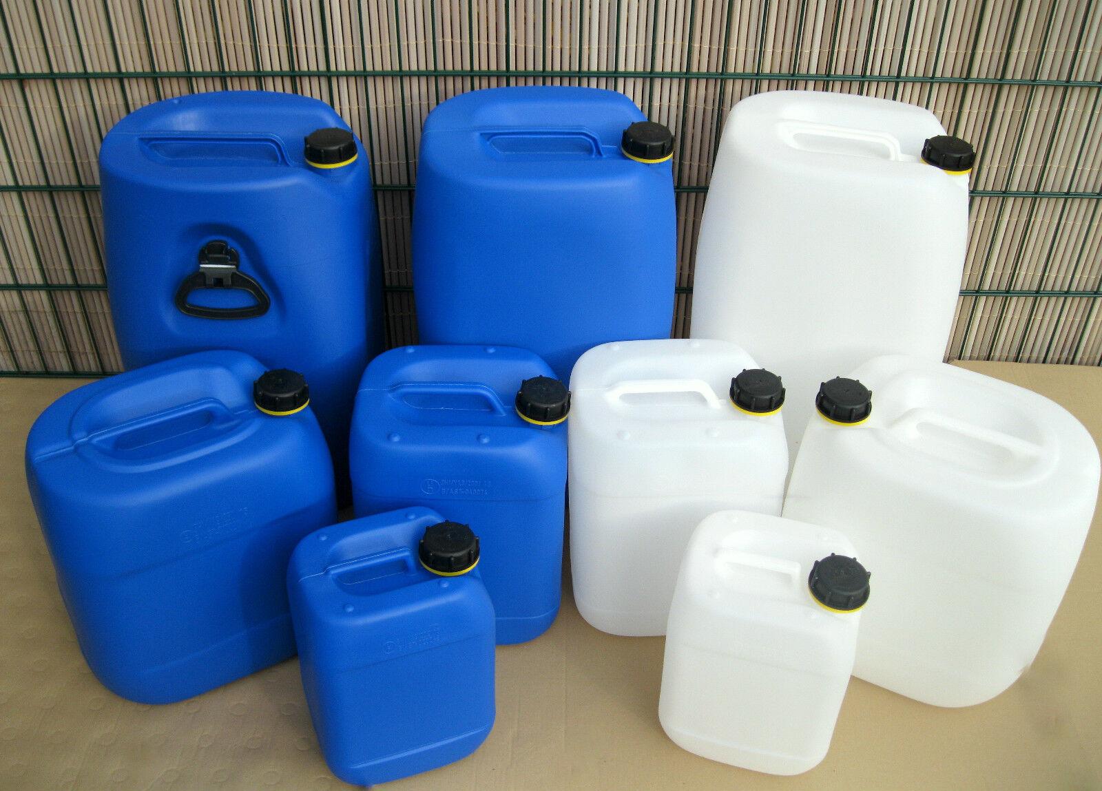 Kanister für Lebensmittel und Getränke Camping & Outdoor 5-60 Liter NEUWARE