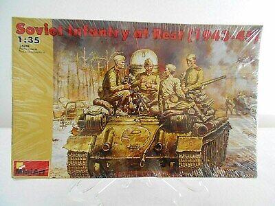 Special Edition Miniart 35108-1//35 WWII Soviet Infantry Neu