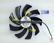 Sapphire Extreme Edition OC HD7950 HD7870 7970 HD6790 HD6850 R9 270X Fan