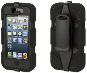 brand new 6aa0b 404bb Details about GRIFFIN SURVIVOR MILITARY DUTY CASE COVER BELT CLIP FOR  IPHONE 5/5S/5C/6/6S New