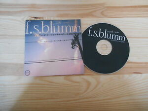 CD-Pop-f-s-Blumm-Zweite-Meer-12-Song-Promo-MORR-MUSIC