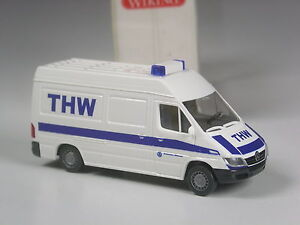 TOP-Wiking-Mercedes-Sprinter-Kasten-THW-in-OVP