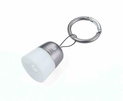 White Light TROIKA Tor21//TI Bag Light Torch and Handbag Pendant LED Torch Swit