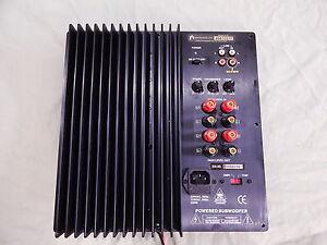 Aperion-Audio-S-12-Subwoofer-Amplifier-Flat-Rate-Repair-Service