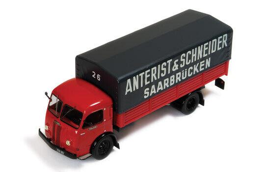 Panhard MOVIC 1952 anterist & Schneider Saarbrucken - 1 43 - IXO