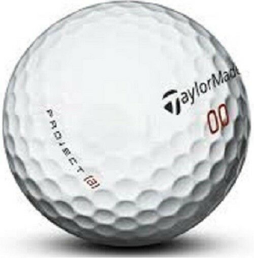50 Taylormade Project A Used Golf Balls AAA - Free Shipping