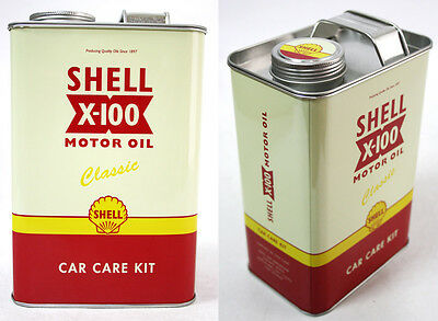 Vintage Texaco aspirin tin box metal collectible gasoline