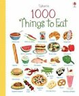 1000 Things to Eat by Hannah Wood (Board book, 2015)