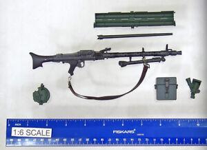 1//6 Scale 21st Century German Paratrooper Rifle no Bi-pod