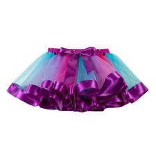 300838305 2-8y Child Baby Girl Cake Tutu Skirt Cute Girls Tulle Dance Dress ...