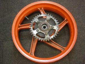 Aprilia RS 125 2 Stroke 2004 Rear Wheel Rim | eBay