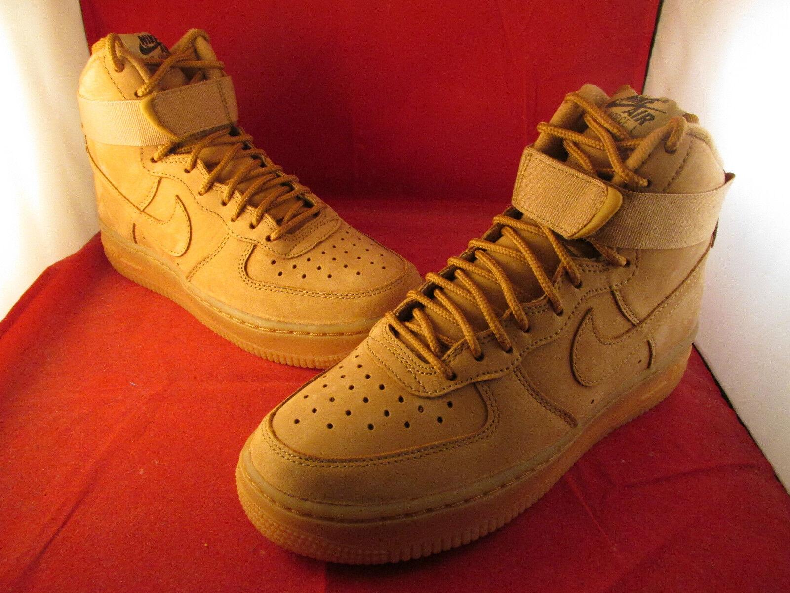 Nike Force 1 Hight 07 Air LV8 Air 07 WB Lino 4 5 6 7 8 9 10 11 12 vendido deporteslocker f93cb6