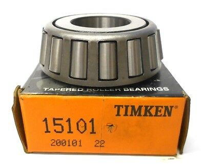 NEW Timken 15101 Tapered Bearing Cone NEW IN BOX FREE SHIPPING