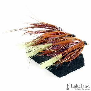 6x or 12x Doobry Hackled Wet Flies for Trout Fly Fishing 3x