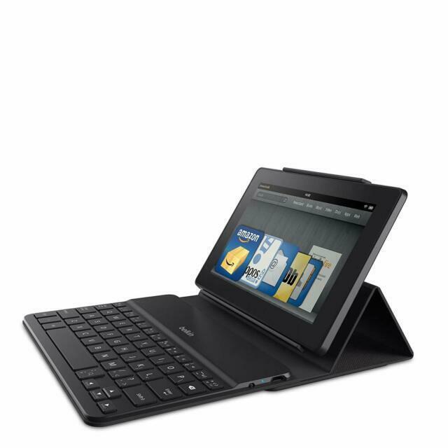 Belkin Bluetooth Keyboard Folio Case for Kindle Fire HD 8.9