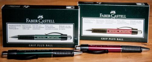 5 Stück Kugelschreiber Grip Plus Ball