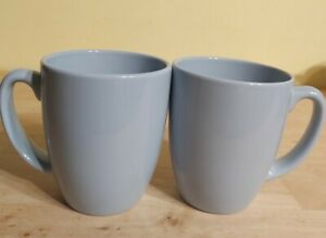 Corelle-Jasmine-Blue-Stoneware-Coffee-Mug-Tea-Cup-Set-of-2-Large-16-oz