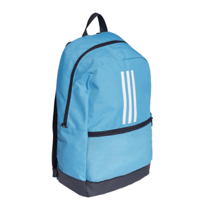 1fca9a486 Image is loading Adidas-Classic-Daily-Backpack-3-Stripes-Unisex-Fashion-