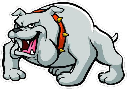 "#175 English Bulldog Old Bulldogge Decal Sticker 3/"" x 5/"" Outdoor Vinyl"