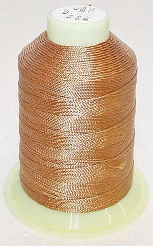 0,013 €//m Wasserfest 100/% Polyester Farbe zum auswahl, N10 Garn Leder