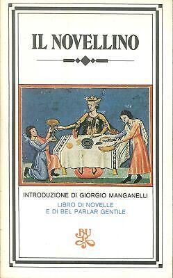 Il Novellino (le ciento novelle antike) - [Rizzoli] | eBay