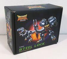 Toyworld TW BS01G TW-BS01G Transmetal STEEL LOCK BeastWar