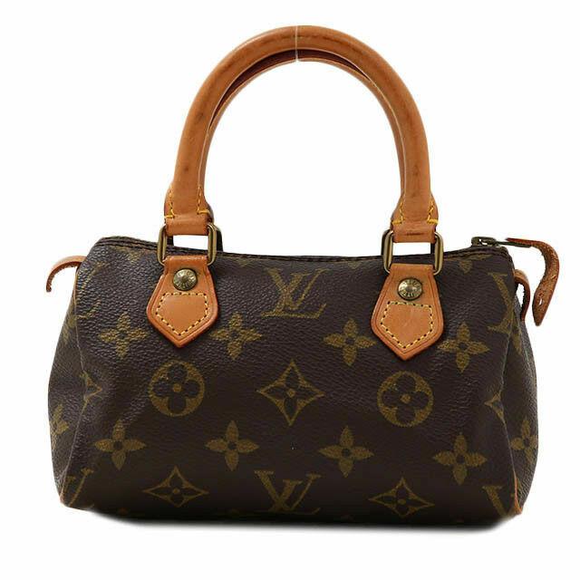 Louis Vuitton Mini Speedy Handbag M41534 For Sale Online Ebay