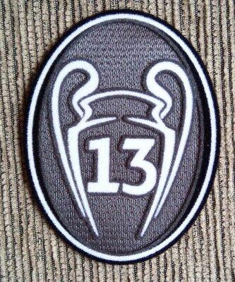 Parche 13 Copas De Europa Para Camiseta Del Real Madrid Desde Madrid Ebay