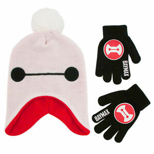 f8ab11c7036 Image is loading Disney-Big-Hero-6-Hat-and-Gloves-Cold-
