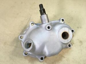 Harley-Davidson-OEM-2126-36-Starter-Cover-Panhead-FL-Glide-039-52-039-66-Pig-Snout