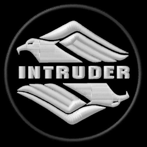 Suzuki Intruder double eagle VS 1400 1800 Aufnäher iron-on patch