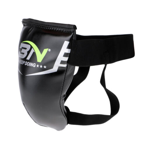 Portable Boxing Groin Karate Groin Guard Protector Cup Inside Training Gear