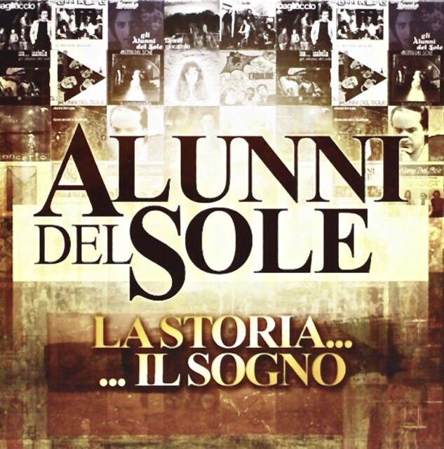 Alunni Del Sole - La Storia ... Il Sogno ( 2 CD - Album )