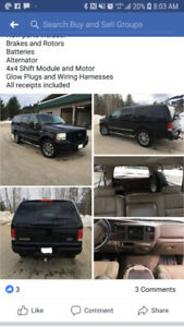 2004 Ford Excursion Limted