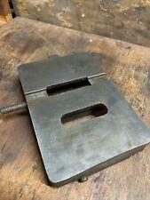 Atlas Craftsman 10 Metal Lathe Tailstock 10d 6 Base Bottom Riser