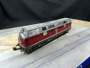 Trix-Express-Diesellokomotive-BR-221-137-3-H0-T458-Gebraucht