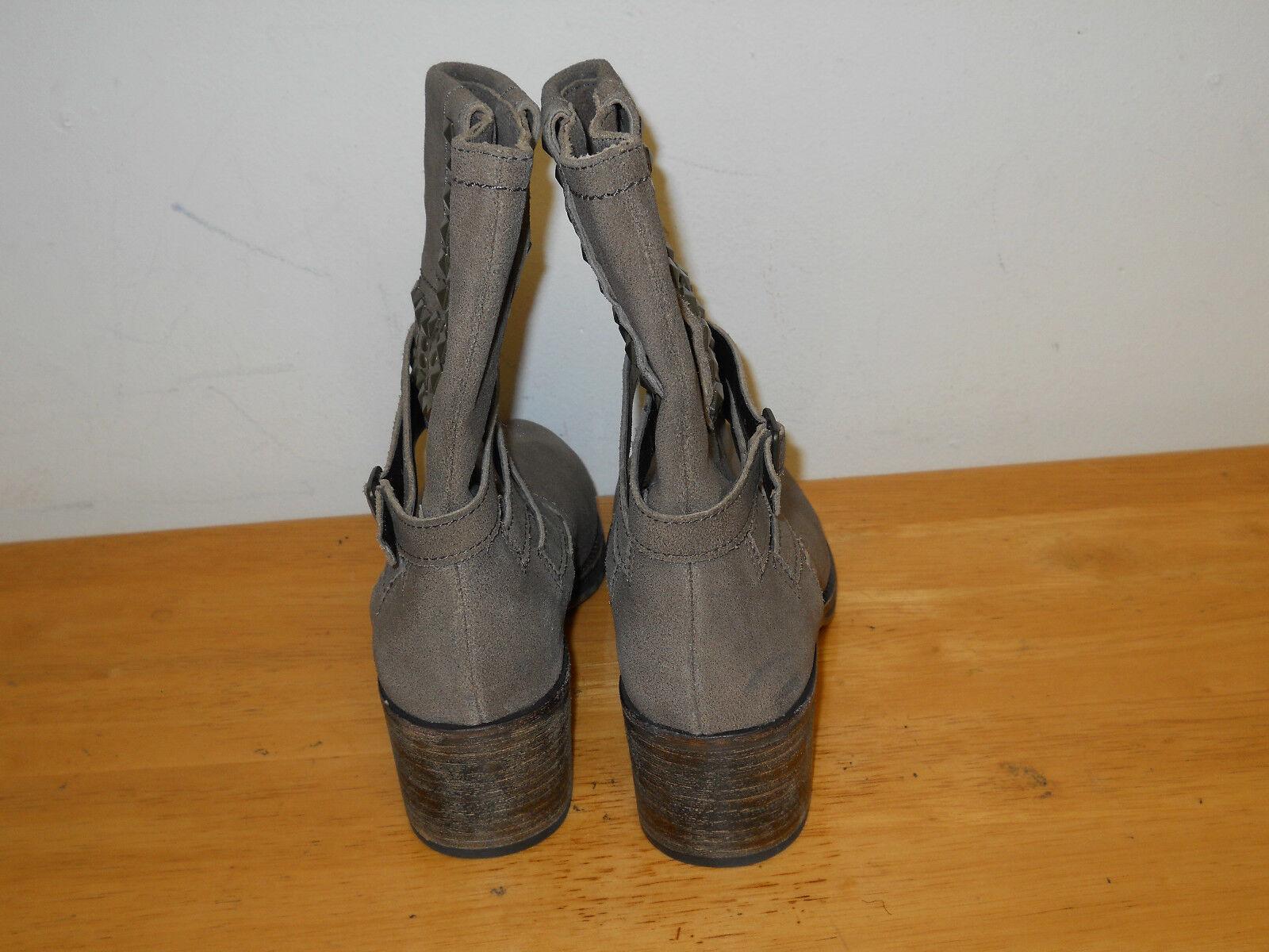 Vince Camuto New Damenschuhe Donato Braun Schuhes Studded Stiefel 5 M Schuhes Braun NWOB a69004