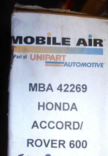 Genuine Rover 600 Honda Accord Climatisation Condenseur Unité UNIPART MBA42269