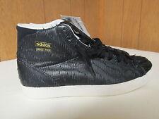 adidas Black Hi Top Sneakers BASKET PROFI EAGLE Men's 10