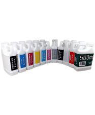Dye Sublimation Ink 11 500ml Bottles For Epson Stylus Pro 7900 9900 Non Oem