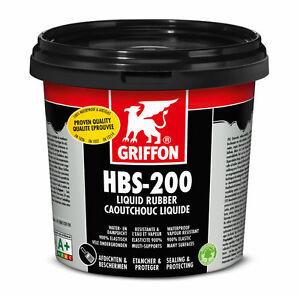 Griffon - HBS-200 Liquid Rubber 1L