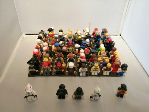 Lego Mini Figures Aléatoire 10 avec accessoires