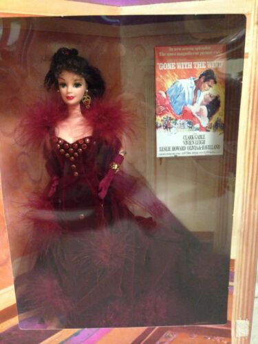 1994 BARBIE SCARLETT O'HARA HOLLYWOOD LEGENDS #12815 NIB, NRFB