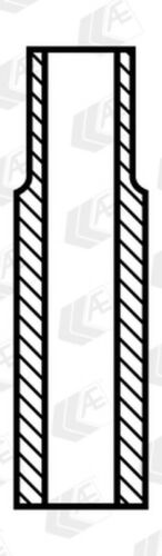 AE Ventilführung VAG96044B Bronze Auslassseite Eingang für BMW 5er E39 3er E46 3