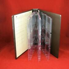5 Page Eagle Slab Album for Certified Coin Slabs Holds Up to 45 PCGS NGC Slabs